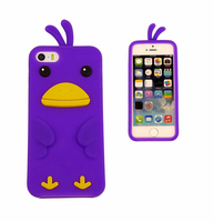 2014 Hot selling funny silicone case for iphone 5