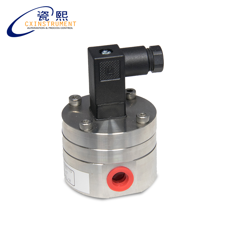 0.2% Accuracy Gasoline Differential Fuel Micro Flow Meter