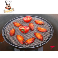 Recommend Product FDA Approved galvanized barbecue grill wire mesh