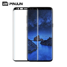 Explosion-proof 3D curved full screen protector for samsung galaxy s9 glass tempered,for galaxy s9 full glue