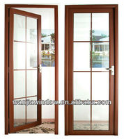 double swing door for commercial