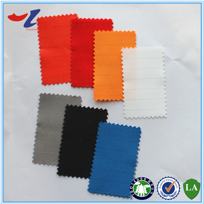 Safety Clothing Waterproof, Oil Resistant, Anti-Static Fabric