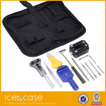 Professional Watch Repair Tool Kit Set With Case Watch Tools Watchmakers Tool Kit /Watch Case Opener/ Hand Remover/Holder