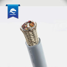 tinned copper braid coated screening electrical wire and cable