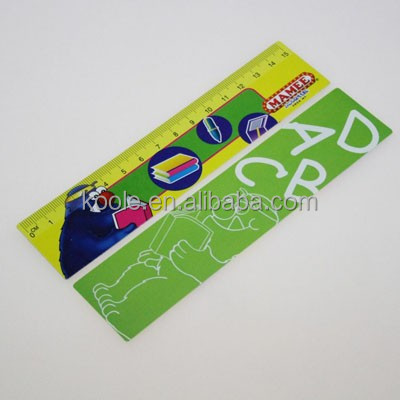 Various kinds of promotional ruler