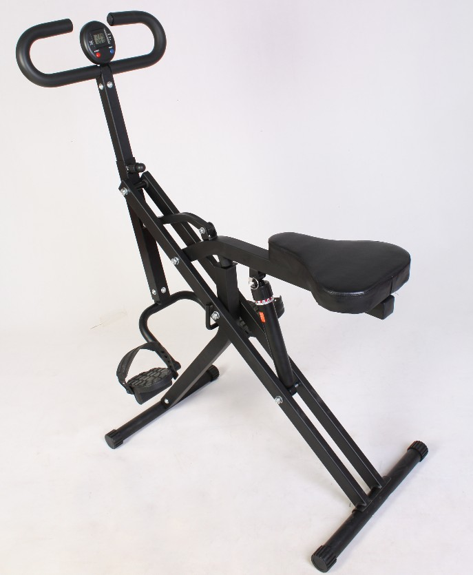 Slim gym horse riding exercise machine Indoor horse rider total crunch machine for sale