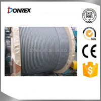 Galvanized steel wire rope 10mm from manufactory