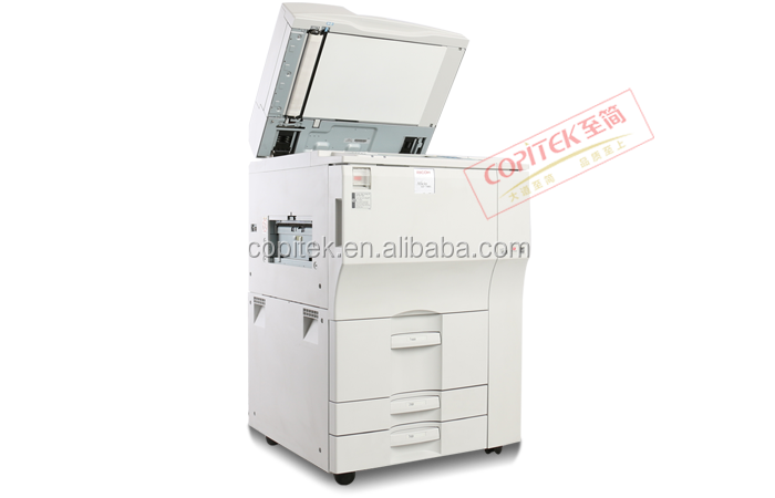 used copiers of all brands for wholesale reconditioned MP8001