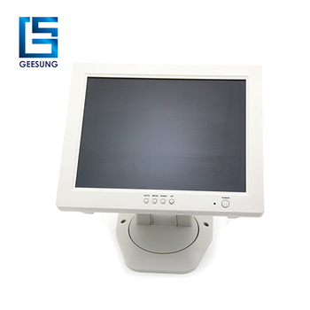 12 inch USB hd five wire resistive touch screen monitors