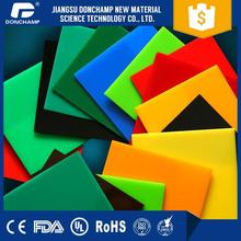 thin flexible hard clear heat resistant plastic acrylic sheet for plexiglass box
