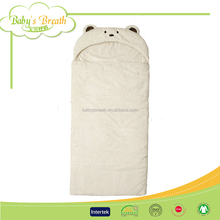 BSB017 Personalized Mummy's Kids Plush Sleeping Bags