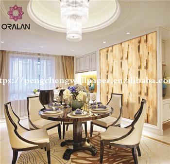 oil paint design pattern wallpaper pvc vinyl deep emboss 0.7*10m specification wallpaper