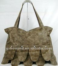 2012 Cheapest travel bag fashion lady bag model 1.8usd