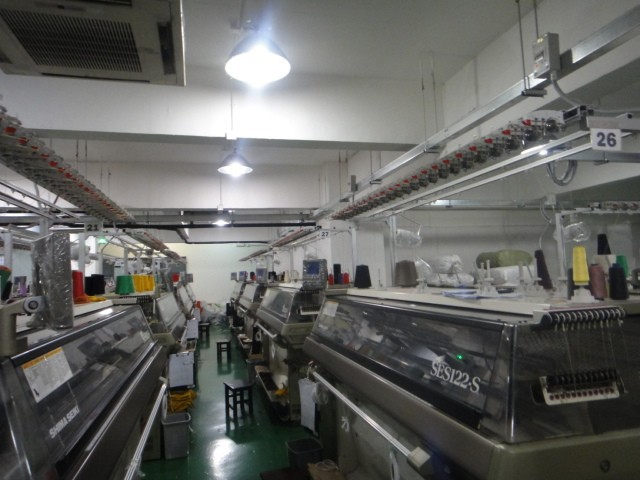 Used Shima Flat Knitting Machines