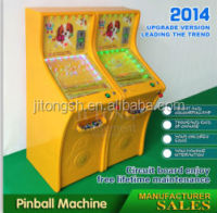 Arcade balls interactive vending machine for kids