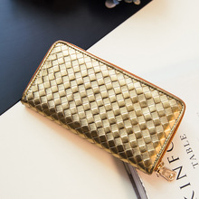 Profession Bag Manufacturer Clutch Bags PU Leather Cheap Ladies Wallet Women Purse for Young Girls