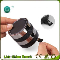 Wholesale Super bass Camera Lens Bluetooth Speaker with CE Rohs Fcc certificate