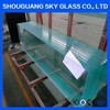 Cheap price1.3mm clear sheet glass from Chinese manufactory