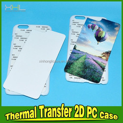 thermal transfer printing case blank case for iphone 6 plus accessories
