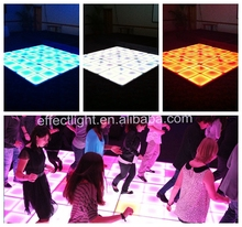 China manufacturers supply RGB mixing led dance floor/hot welcome dance floor