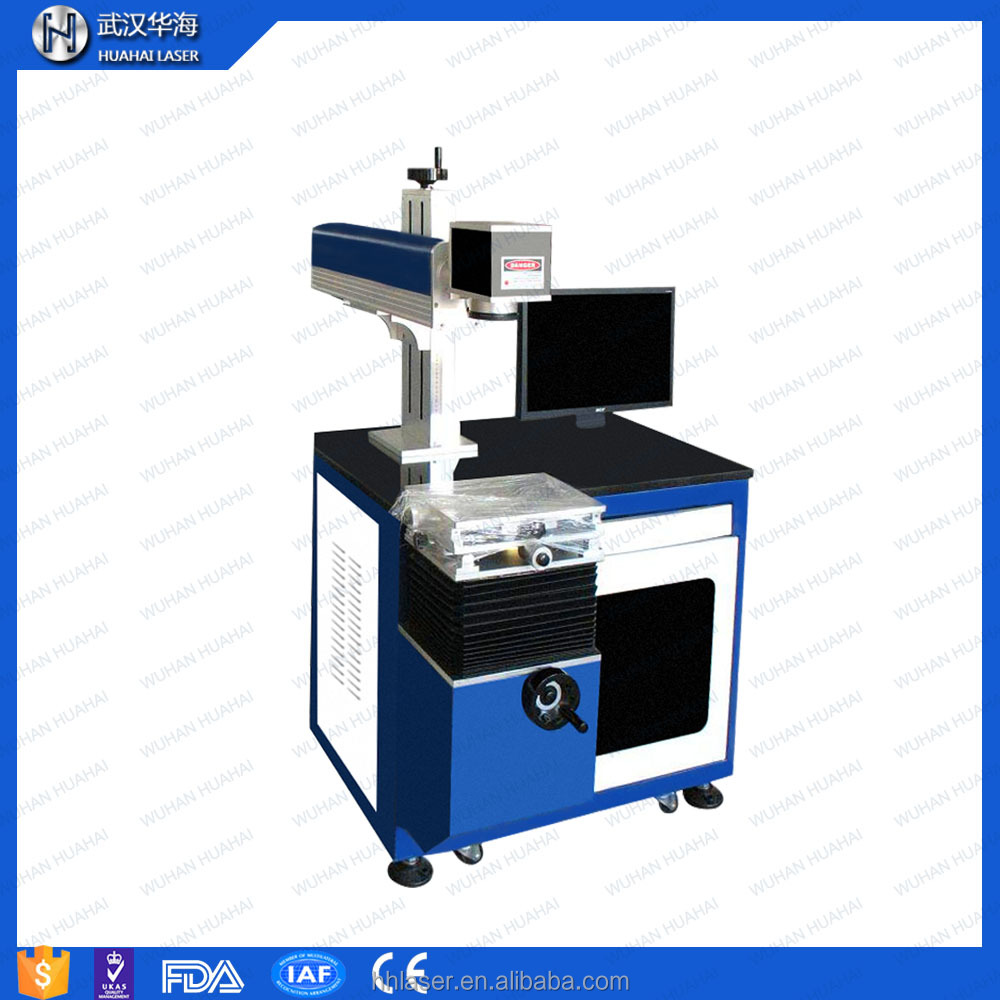 New Fiber Laser Expiry <strong>Date</strong> Stamping & Marking Machine For Sale