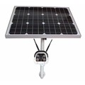 New 3G/4G Wifi Solar Powered 1080P Sim Card Outdoor IP Camera