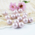Wholesale Colorful High Quality  Plastic Pearl Beads More Types Loose Ivory Pearl Jewelry Loose Pearl for DIY Earring Making