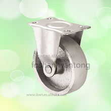 1.5-3 Inch Cast Iron Double Ball Bearing Casters