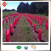custom size corflute tree guard for tree protect plant from animal