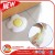 Egg shape sliding door guard plastic door stopper