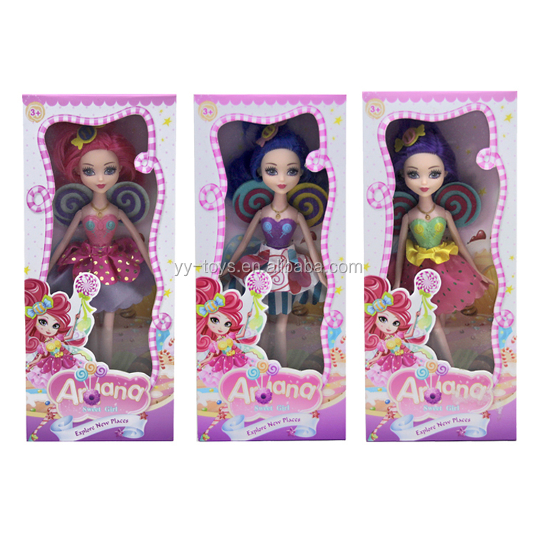 China supplier cheap princess doll for girls-Butterfly Fairy