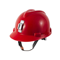 T107 High Quality PE/ABS Protective Rugby Headgear Light Miners safety rechargeable mining helmet lights