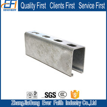 Good Reputation Hot Sale C Standard Steel Channel Sizes