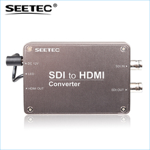 SEETEC new release mini converters flexible double power hdmi switch converter
