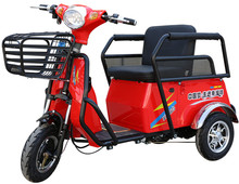 Comfortable Battery Assisted Tricycle for Disabled and Handicapped