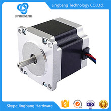 2 phase 1.8 degree 3d printer parts dual shaft stepper motor for 3D