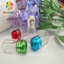 Rhino Capsule Shape Bottles For Chinese Enhancement Pills Packaging / plastic Capsules Bullet Shell / Sex Pill Container