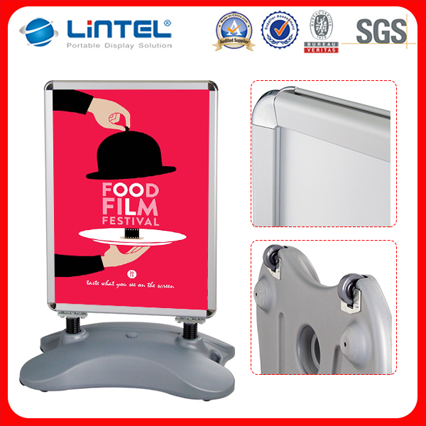 Great Price collapsible poster board for Maroc