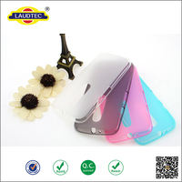 Clear Pudding Cover Case For Moto G3