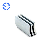 Amazing quality ultra strong neodymium arc ndfeb tile magnet