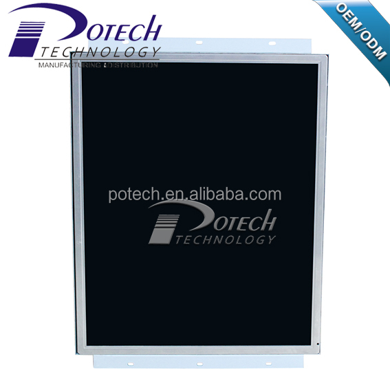 19 inch LCD montior open frame POG WMS touch game monitor