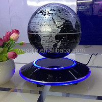 Popular UFO base magnetic levitation 6 inch globe valuable buy magnets online
