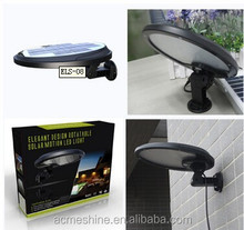 Solar Interior Lights with Waterproof Cable to connect Solar Panel to Charge