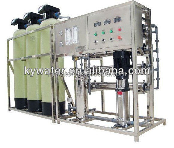 Glass fiber industrial ro multi media filter/reverse osmosis salt remover/industrial ozone water treatment