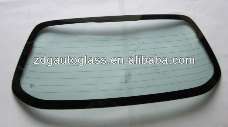 cars mazda 3 tempered rear windscreen