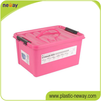 PP Good quality custom cheap wholesale clothes storage box