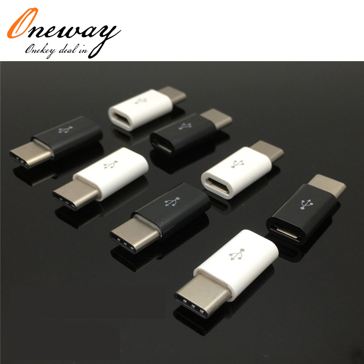 Type-C to Micro <strong>USB</strong> Adapters for Smart Phone or Other Device with Type C Connector <strong>Usb</strong> Type C Adapter