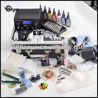 Tattoo Kit with Tattoo Machine and Power Unit and Clip Cord