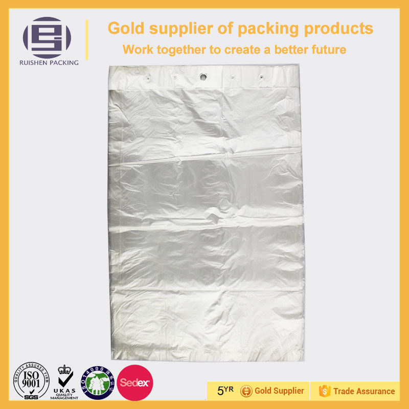 Wholesale transparent high quality packing low density polyethylene bag for clothes