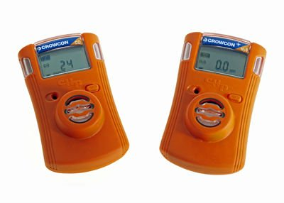 Crowcon Clip and Clip Single Gas Detector